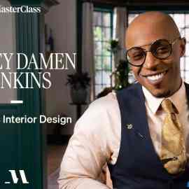 MasterClass – Corey Damen Jenkins Teaches Interior Design