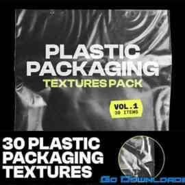 Plastic Packaging Vol 130 Textures Pack Free Download