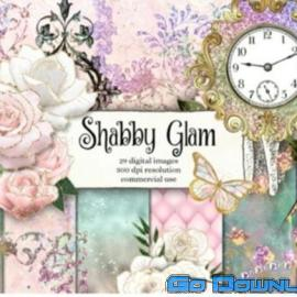 Shabby Glam Graphics 17293069 Free Download