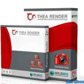 Thea For SketchUp v3.0.1167.1959 Free Download