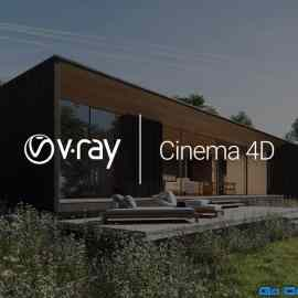 V-Ray Advanced 5.10.23 For Cinema 4D R20-R25 Win Free Download