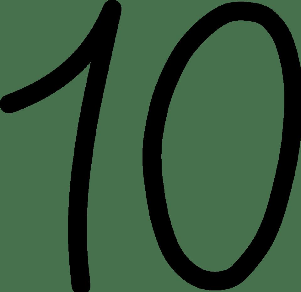 10 wikipedia commons