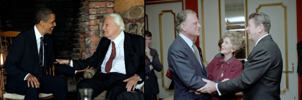 Billy-Graham-With-Obama-Reagan