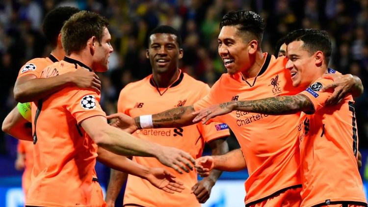 Liverpool orange