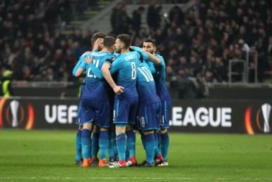 Milan 0-2 Arsenal San Siro