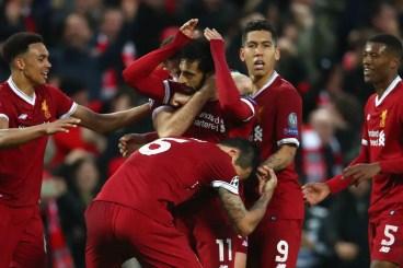Tout le monde aime Mo Salah. (source : uefa.com)