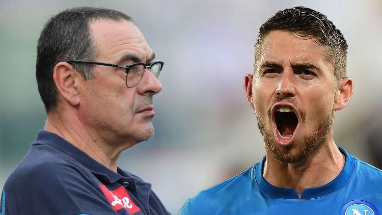 Sarri et Jorginho, le renouveau de Chelsea