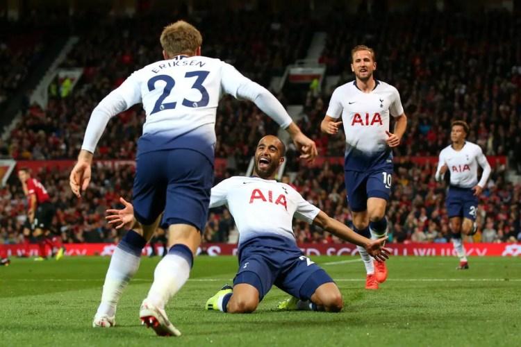 Kane et Lucas plongent Manchester United et José Mourinho dans le début d'une crise (Source : Getty Images)