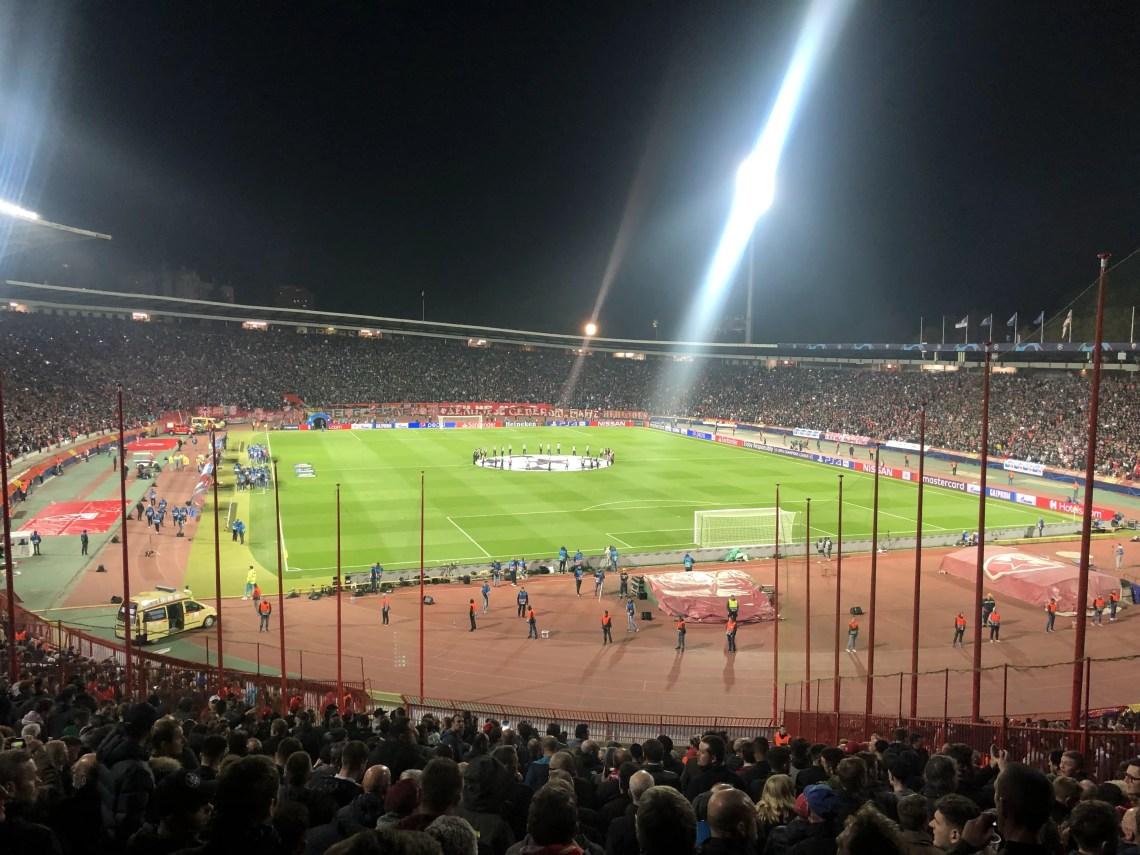 stade Etoile Rouge