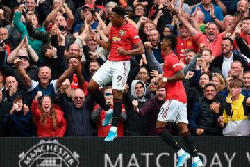 Anthony Martial buteur