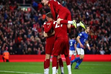 Les Reds, victorieux au bout du fil de vaillants Foxes (Crédits : premierleague.com)