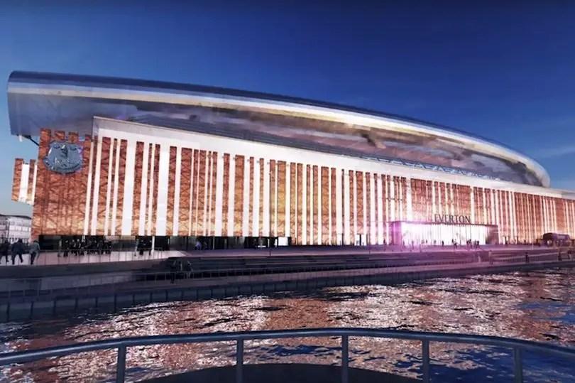 Bramley-Moore Dock Stadium, futur stade des Toffees