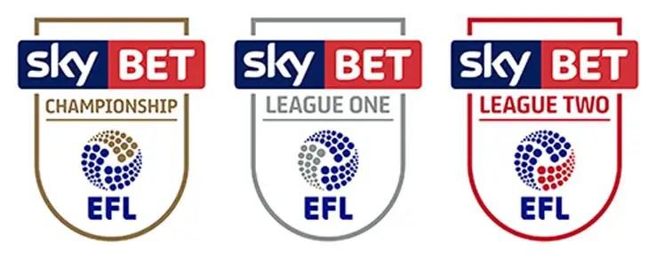 SkyBet English Football League