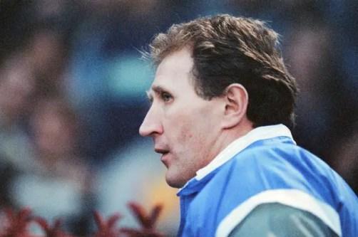 Howard Wilkinson a redonné un nouvel élan à un Leeds en pleine décrépitude sur le plan sportif © Getty