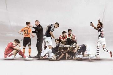Le Championship aura vécu une fin de saison renversante. © The Athletic