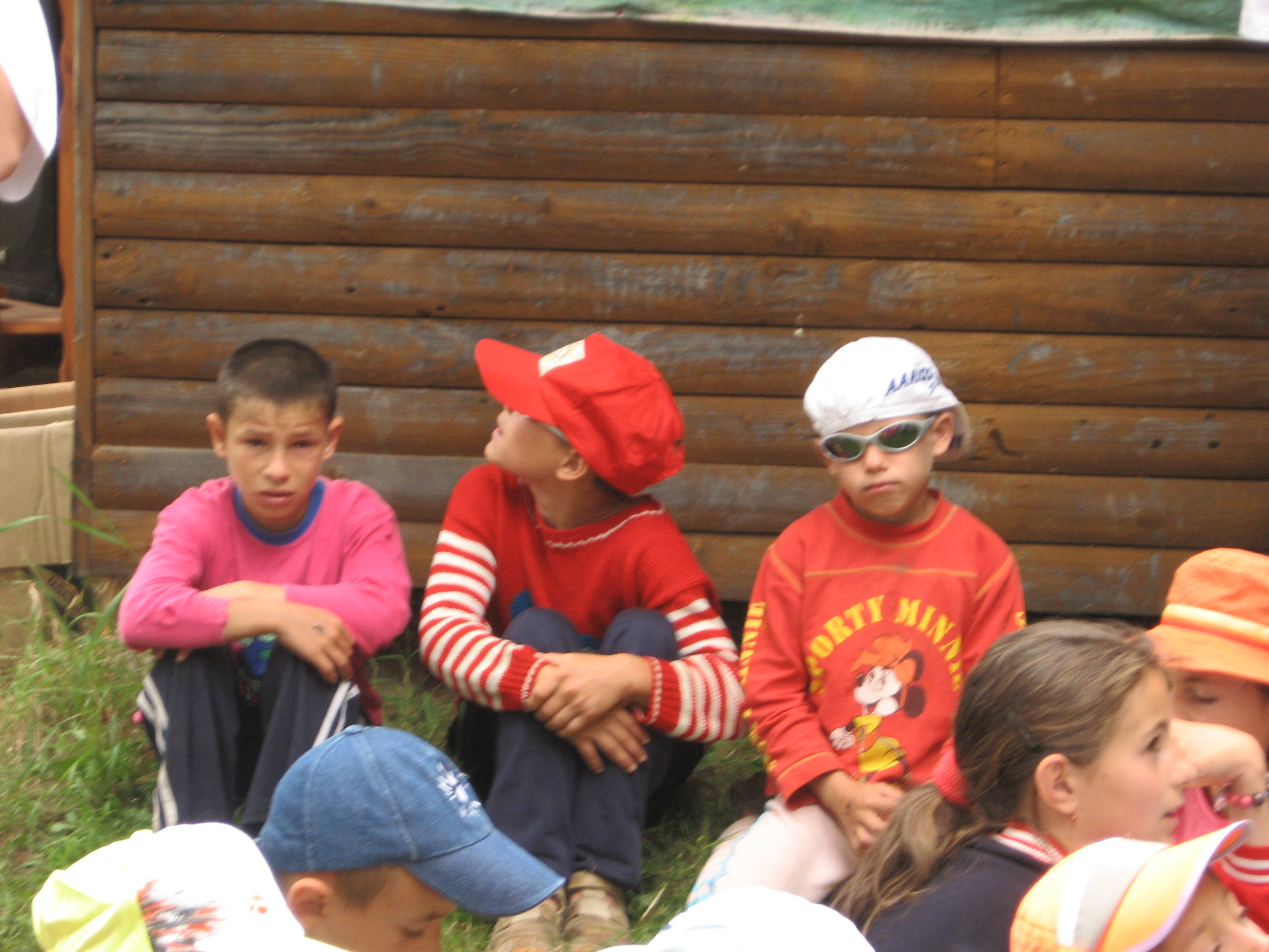 Red Cross Campers