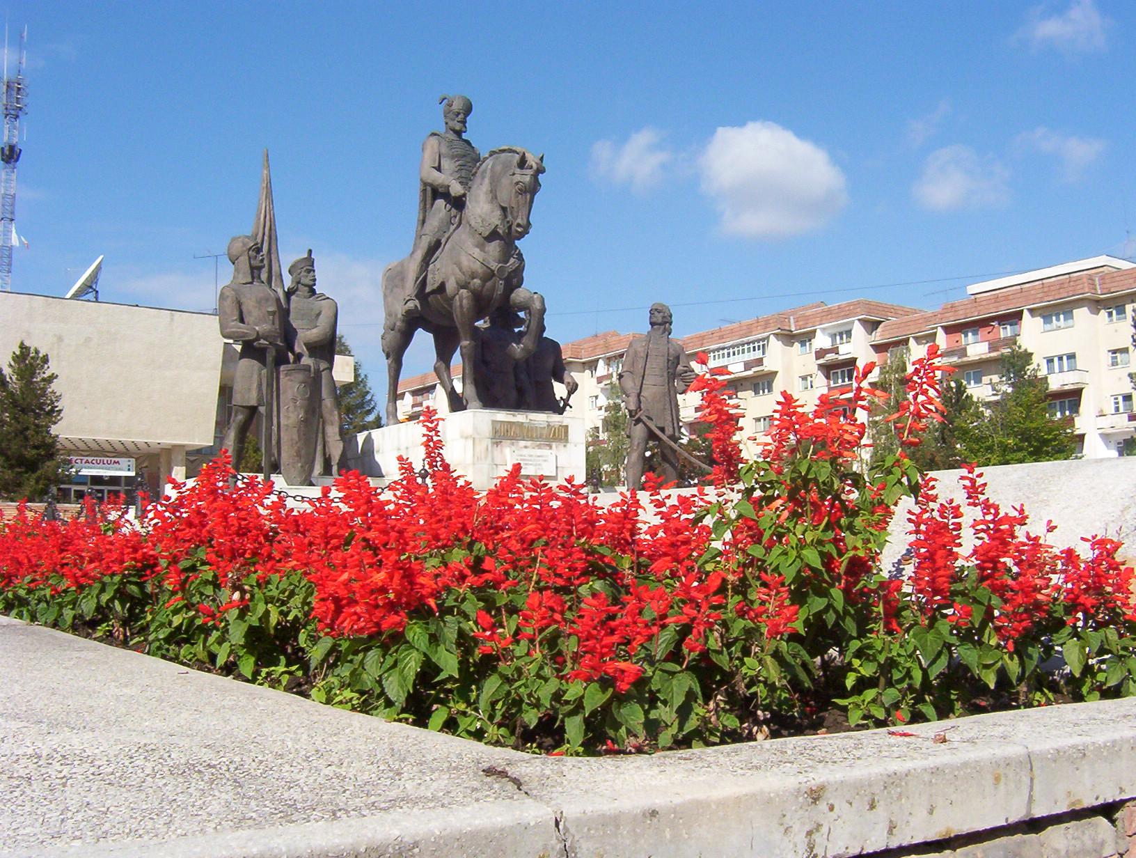 Remembering Happy Days in Sfantu Gheorghe, Romania