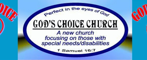 Gods Choice Special Needs Banner