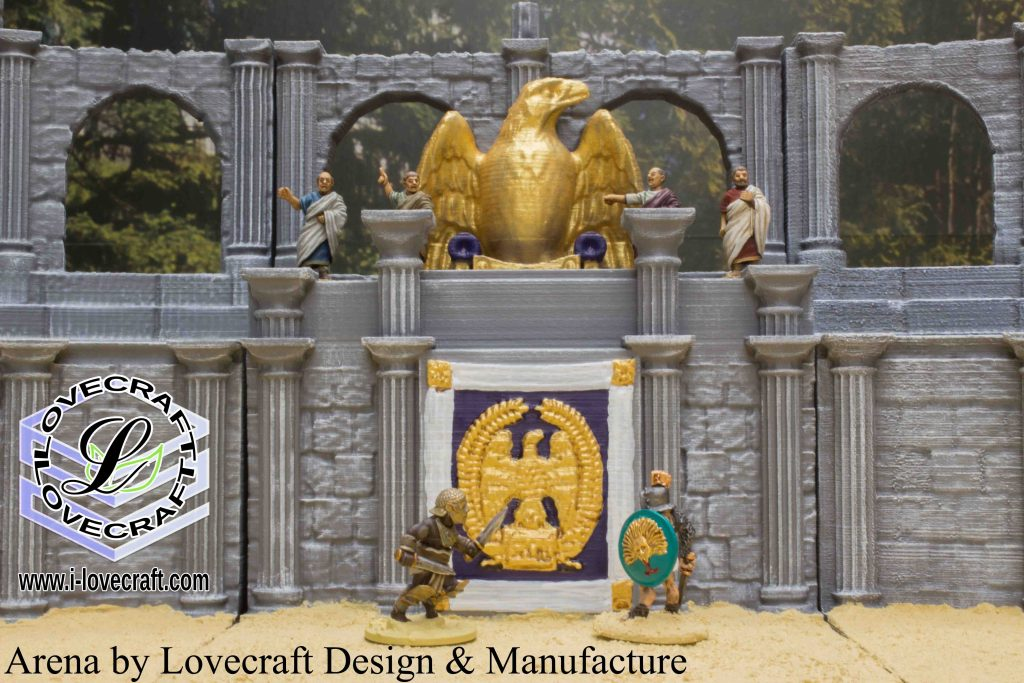 Lovecraft Credit Arena
