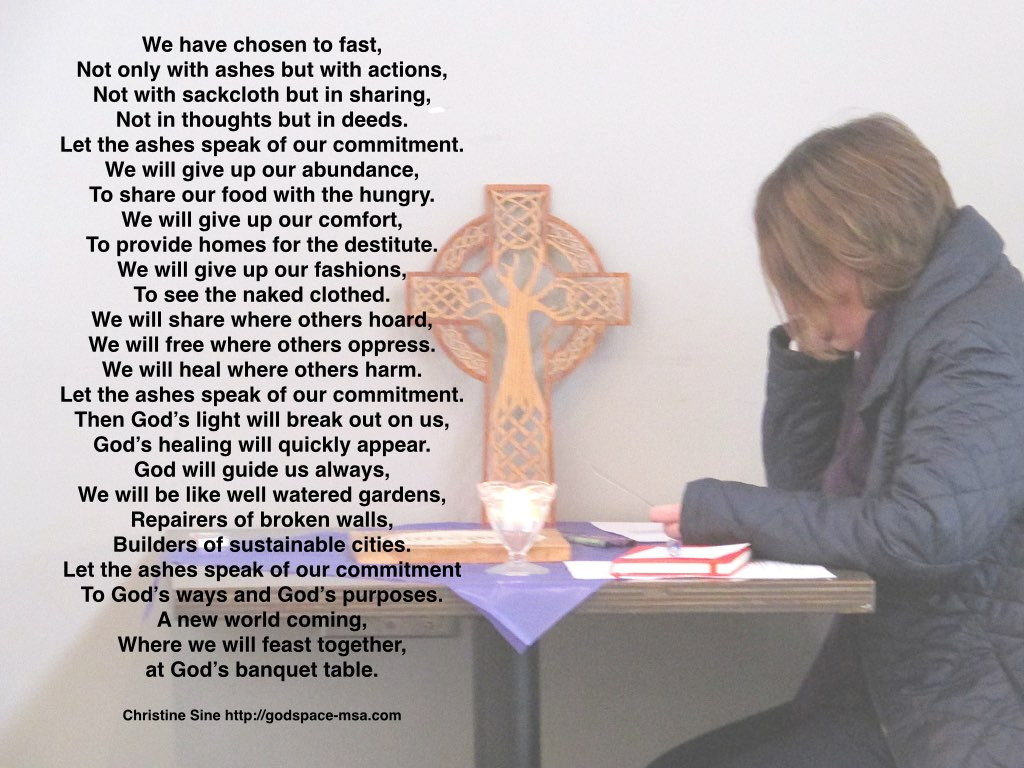 Ash Wednesday Prayers And Litanies Updated For