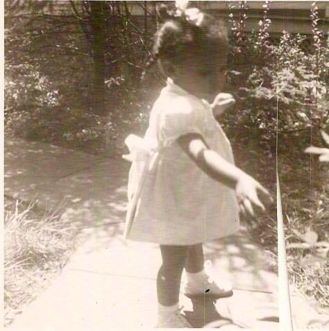 Deborah toddler 2