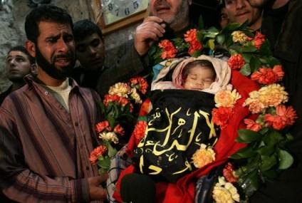 Amira+Abu+Asr+Baby+Funeral+Held+After+Israeli+SvobO1a_4Ntl