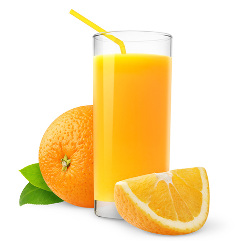 Orange Juice (Glass)