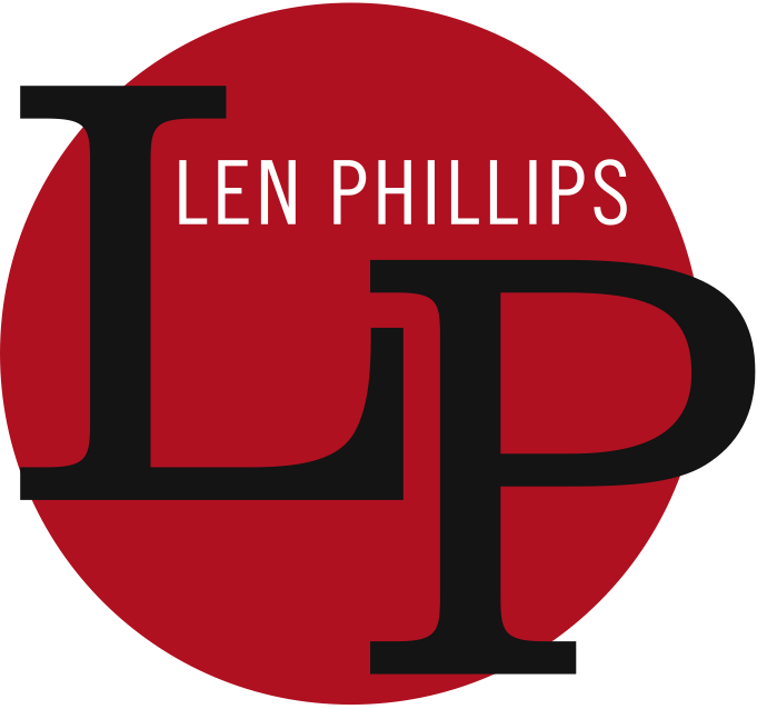 Len Philips Big Band Sunday 26th July
