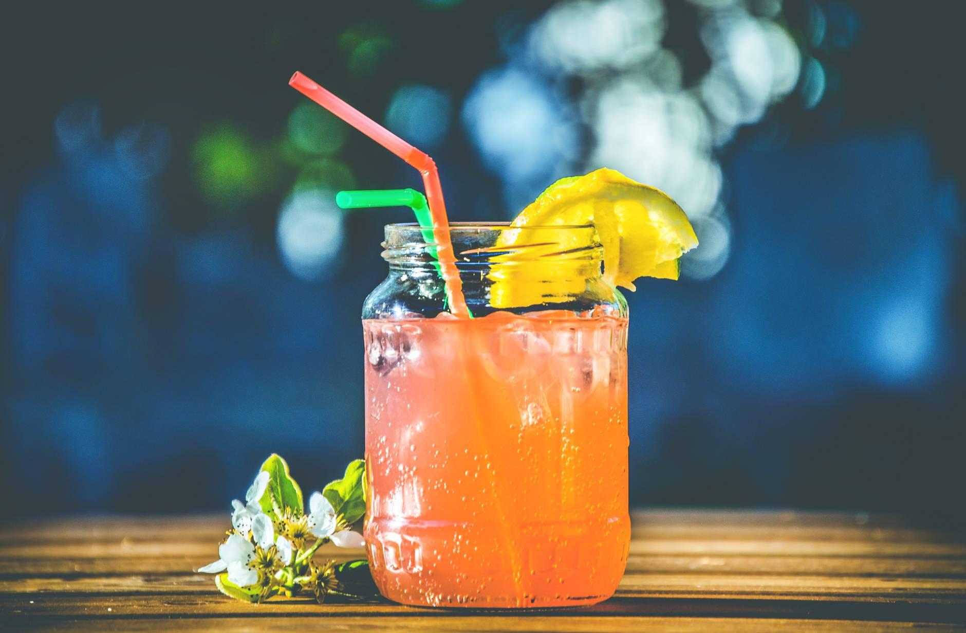 summer drinks drink still life