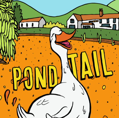 Pondtail Pale Ale 4.1%