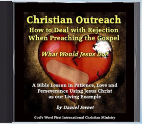 Dealing with Rejection God's Way - Christian Outreach Audio CD
