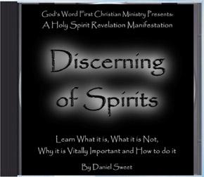Discerning of Spirits Audio Sermon