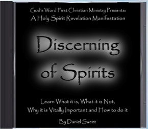 Discerning of Spirits Audio Sermon
