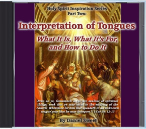 Interpretation of Tongues Audio CD