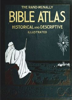 Bible Atlas Map Book