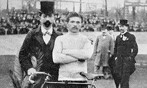 1903 Tour de France vinner Maurice Garin