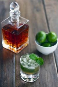 burbon cocktail
