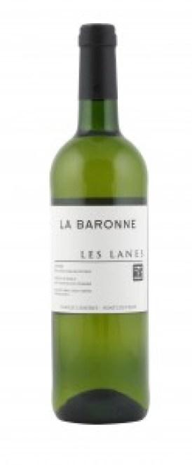 La Baronne Les Lanes Blanc