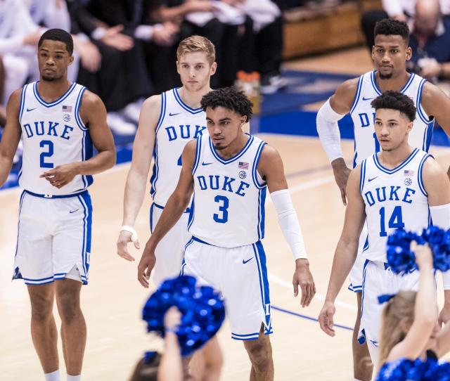 No  Duke Welcomes Pitt Tuesday Night At Cameron Duke University