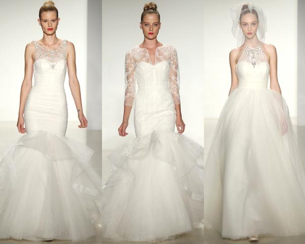 AMSALE COLECCIÓN NOVIA TEMPORADA OTOÑO 2014 | NEW YORK BRIDAL WEEK