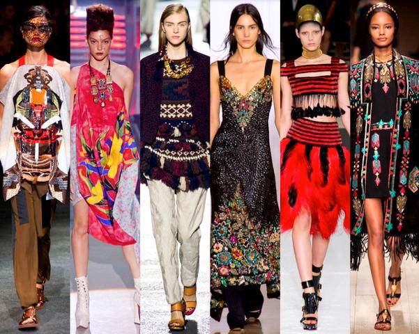 Fusión-Tribal-Top-10-Tendencias-Paris-Fashion-Week-Primavera-Verano2014-godustyle