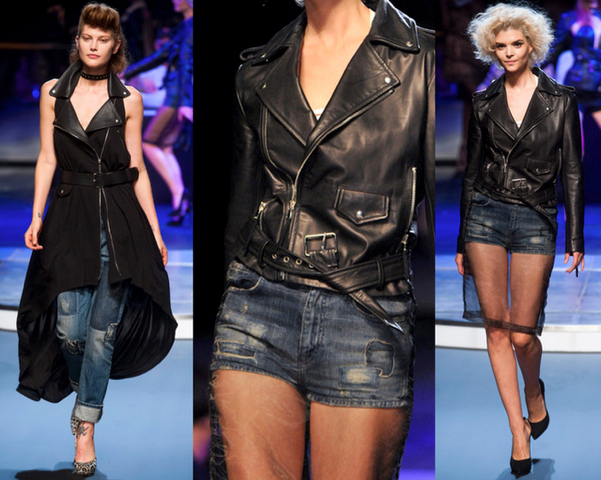 Jean-Paul-Gaultier-Tendencias-Denim-Primavera-Verano2014-godustyle