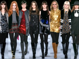 Saint Laurent Otoño-Invierno 2014/15 | Paris Fashion Week