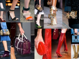 Top BOLSOS y ZAPATOS FW 2014/15 | Milan Fashion Week