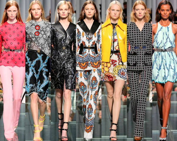 LOUIS VUITTON COLECCIÓN RESORT 2015