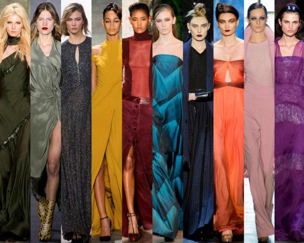Colores Pantone Otoño-Invierno 2015/2016