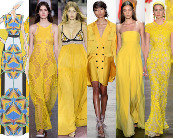 Buttercup Colores Moda Verano 2016