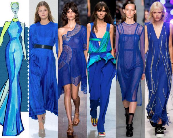 Snorkel Blue Colores Moda Verano 2016