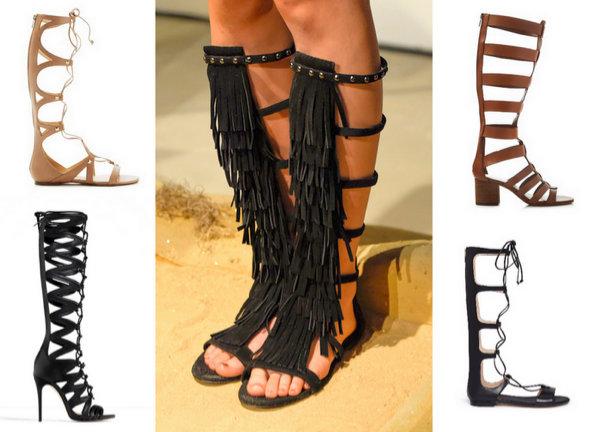 7 Zapatos De Tendencia Primavera Verano 2016 Godustyle
