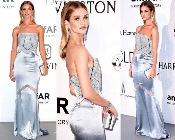 Vestidos Fiesta Gala amfAR Cannes 2016